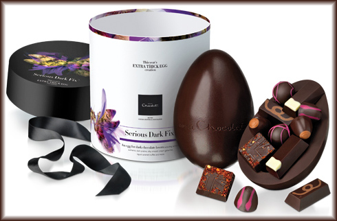 Hotel Chocolat Extra Thick Chocolate Egg