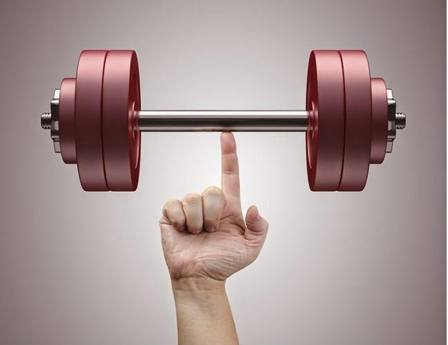 Mayor Fuerza Muscular
