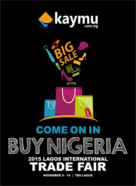 Kaymu Launches Buy Nigeria Project At The Lagos International Tradefair 2015
