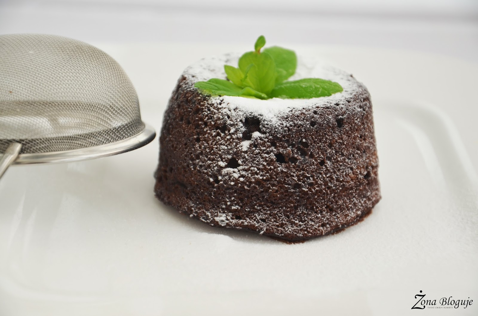 Czas na czekoladowe ciastko, czyli… fondant!