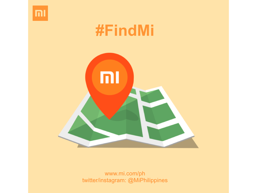 Mi Philippines Releases List of Physical Stores. Find Out Where You Can Find Mi
