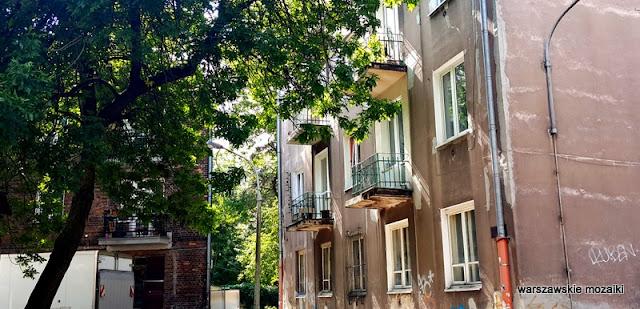 Warszawa Warsaw Praga Południe Kamionek kamienice architektura