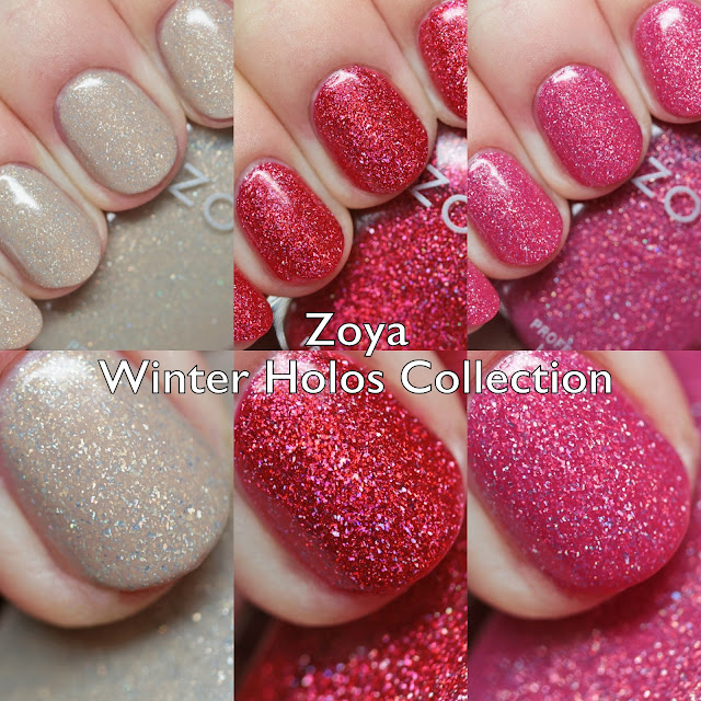 Zoya Winter Holos Collection