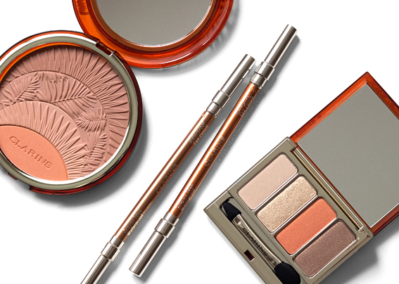 Clarins Sunkissed Summer 2017 Makeup Collection Review Photos Swatches