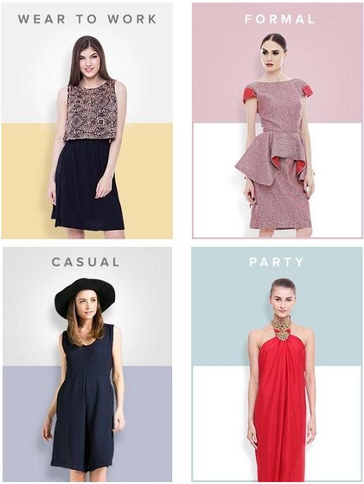 Dress Menarik yang Sesuai untuk Wanita Feminim