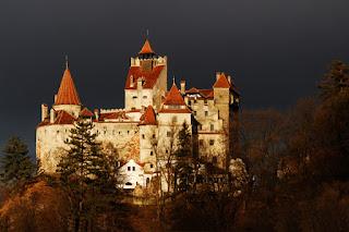 Замок Дракулы – Румыния, Бран