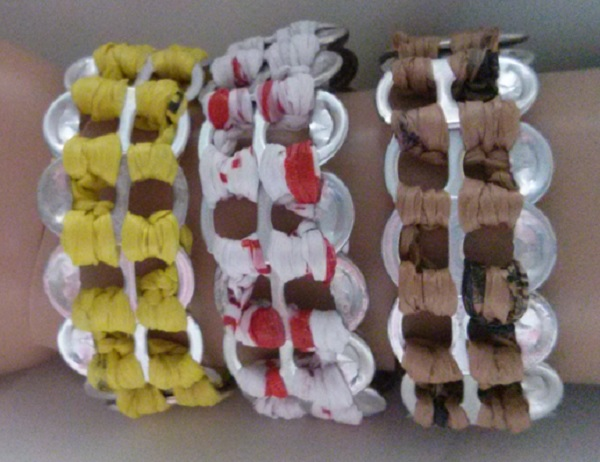 Plastique Recreations: Free Crochet Pattern - Party Favor-Plarn Pop ...