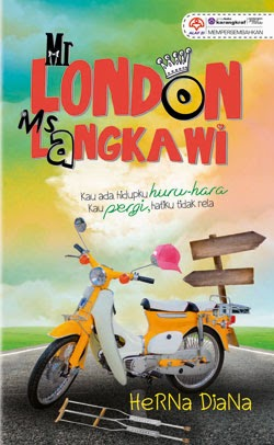 DRAMA ADAPTASI NOVEL MR LONDON MS LANGKAWI
