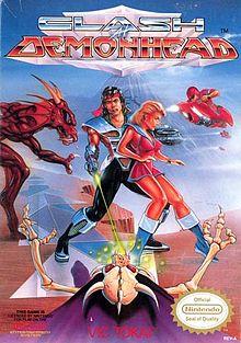 Clash at Demonhead (BR) [ NES ]