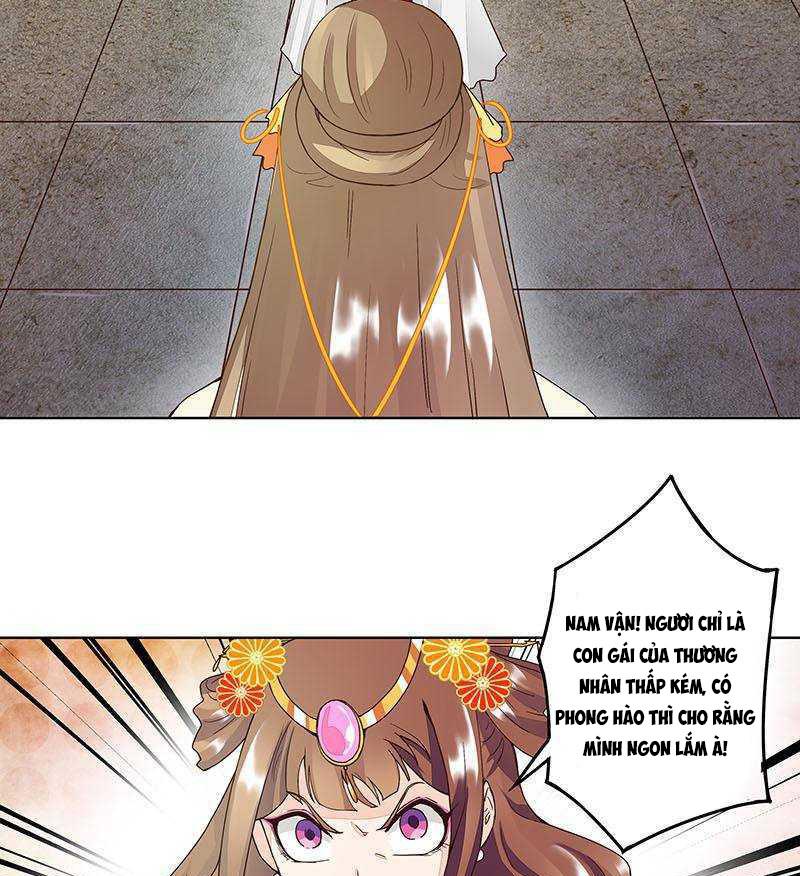 Dục huyết Thương hậu chap 64 - Trang 13