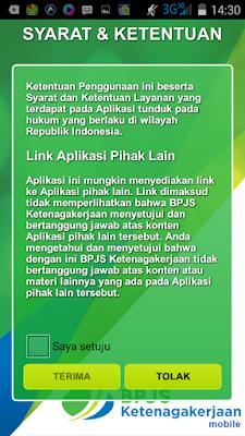 Cara Daftar Aplikasi BPJS TK Mobile