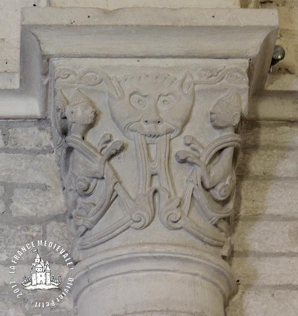 CISSEY-LES-MACON (71) - Eglise romane Saint-Pierre