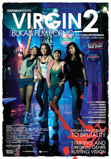 Virgin 2: Bukan Film Porno (2009) DVDRip