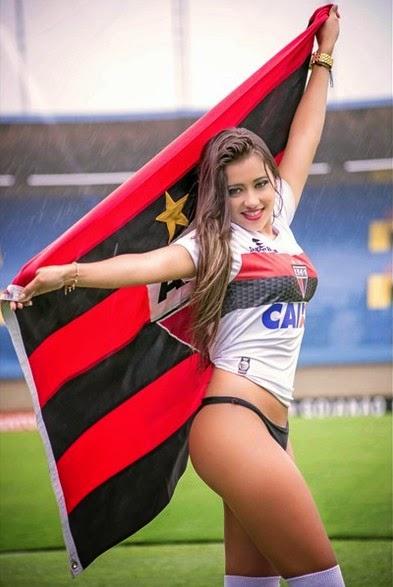 Musa do Atlético-GO, Alessandra Pontes