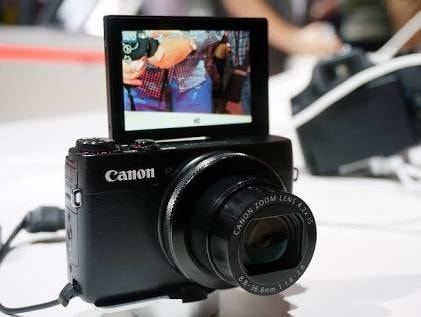 Ekranı 180 Derece Dönebilen Kameralar