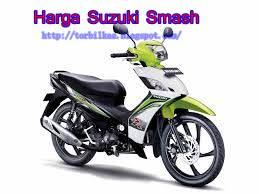 Update Harga Suzuki Smash Second Murah Terbaru