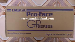 Vỏ hộp màn hình Hmi Proface 10.4 inch 64 màu GP2501-SC11