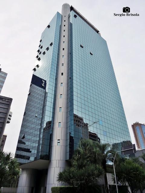 Vista ampla do Edifício Millennium - Pinheiros - São Paulo
