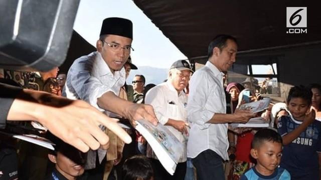 TGB: Kami mohon doa dari seluruh masyarakat Indonesia