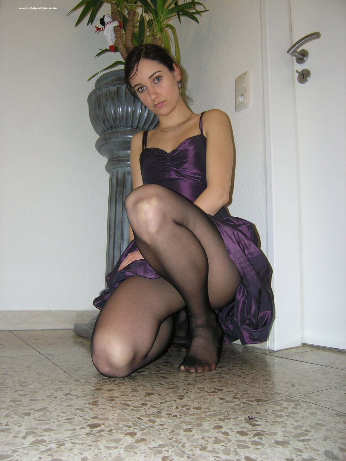 Feet, Legs, Nylon Syxe Legs In Phose-3729