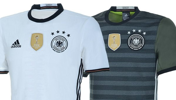 Jersey Jerman for Euro 2016