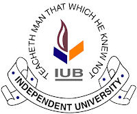 Independent University Bangladesh (IUB) Job Circular 2019