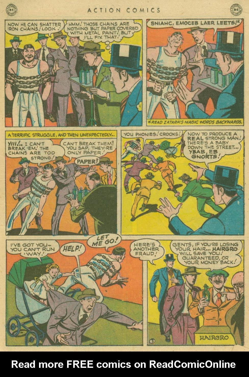 Action Comics (1938) 125 Page 29