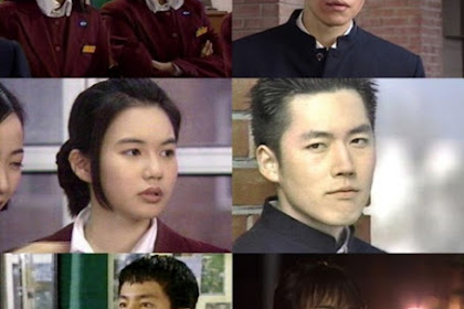 School 1 / Hakgyo 1 / 학교1 (1999) - Korean TV Series