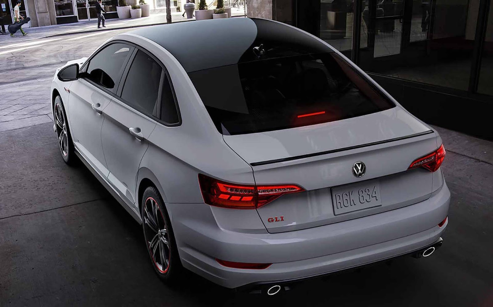 Novo VW Jetta 2020 2.0 TSI (GLi): flagrado no Brasil ...