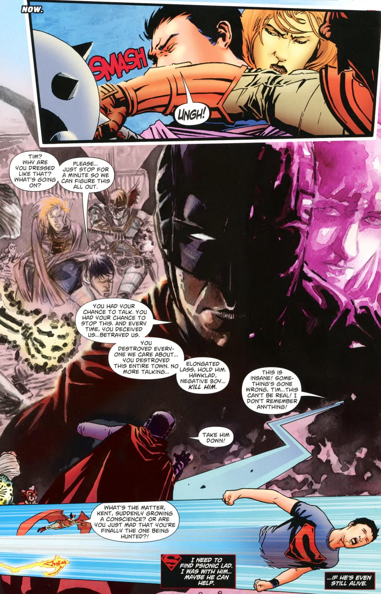 Superboy [I] Issue #7 #7 - English 14