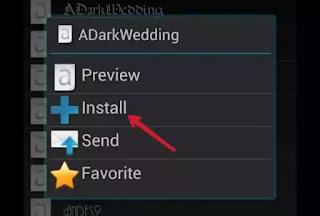 Font default android tampaknya terlihat anggun dan nyaman dikala dilihat Cara Mengganti Font Android Yang Paling Praktis dan Tanpa Root