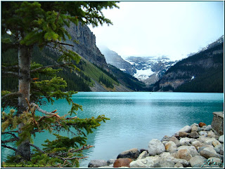 Lake Louise Natural Wonder in Canada