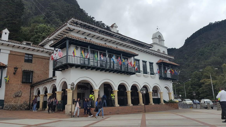 Entrada Cerro de Monserrate - Bogotá
