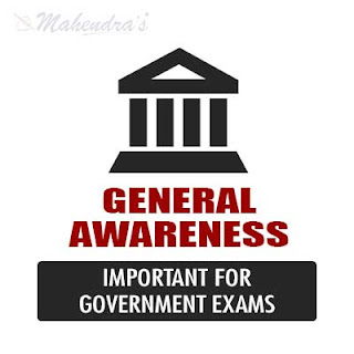 100 General Awareness MCQ PDF For All Competitive Exams Part - 2