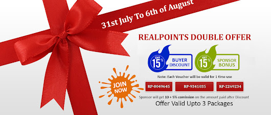Realpoints Double Offer