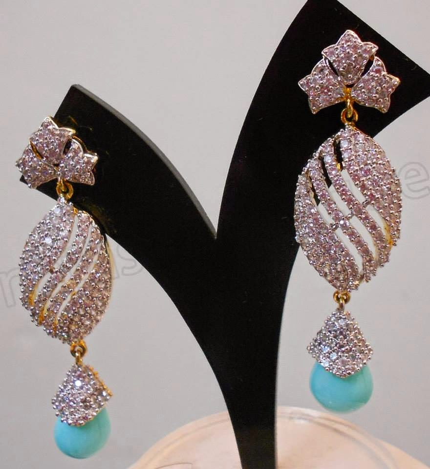 Latest Designs Of Bangles And Earrings 2015 By Natasha Couture ...