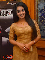 Malavika Menon New Stills at Nijama Nizhala Movie Audio Launch