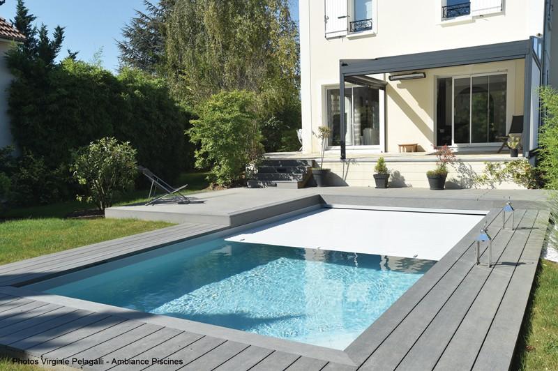 Un r ve de piscine for Piscine caron tarif