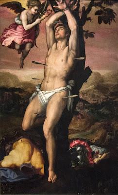 São Sebastião - Oração, imagens, fotos, ícones, pinturas