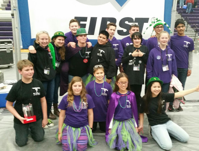 Enigma FTC Robotics Qualifying for Super Regionals