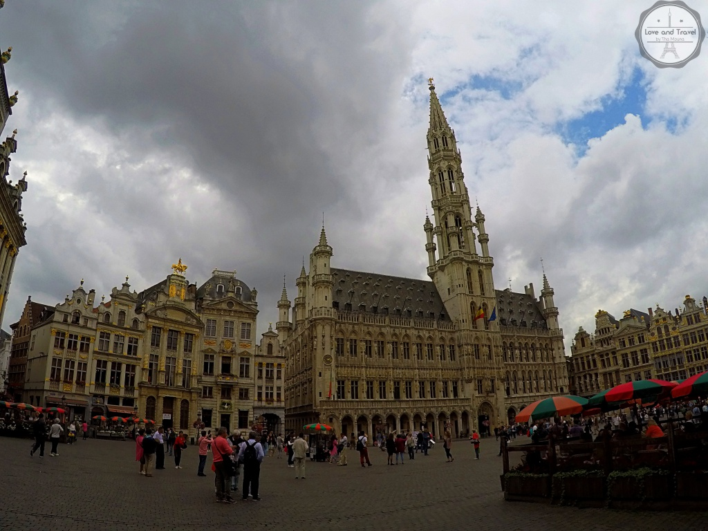 Bruxelas Bélgica Grand Place
