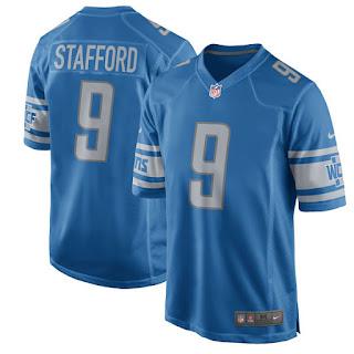 new detroit lions blue jersey, 2017 detroit lions mathew stafford jersey, new style detroit lions uniforms