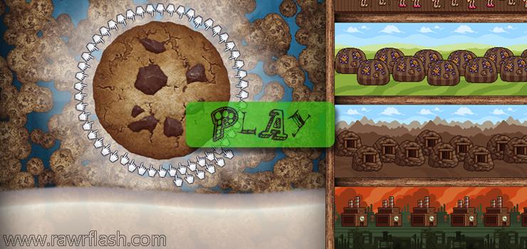 Jogos de click: Cookie Clicker