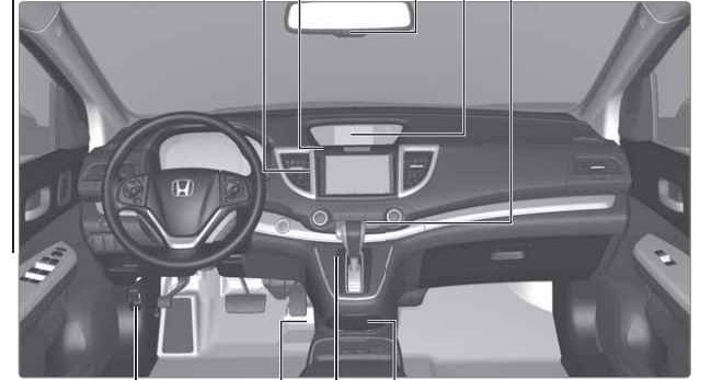Honda Crv Wiring Diagram