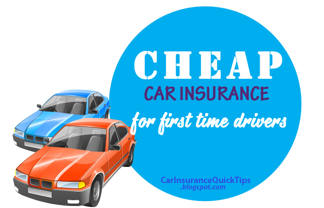 How To Lower Car Insurance For First Time Drivers