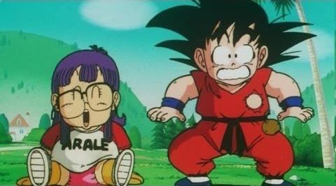 Dragon Ball x Dr Slump