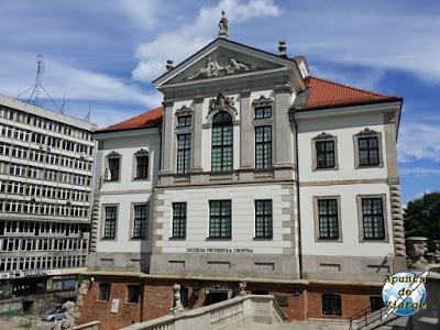 Museo Frederyk Chopin de Varsovia