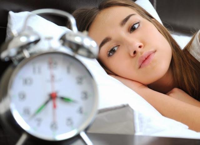 Anda merasa Susah Tidur ketika malam hari..? Berikut adalah Tips untuk mengatasinya dengan cara sederhana.