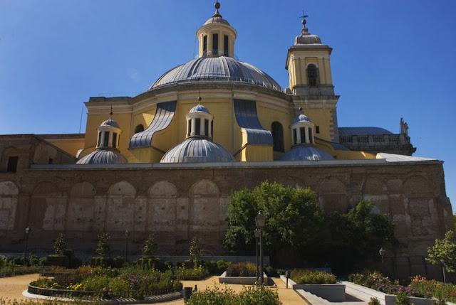 Informações da Basílica de San Francisco el Grande