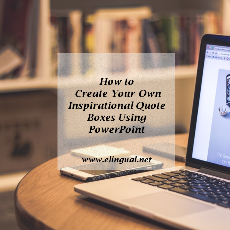 how to create your own quotes